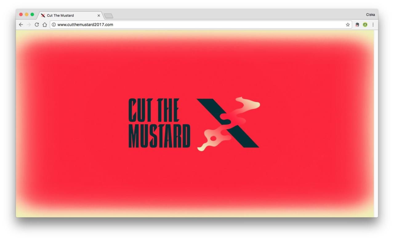 Ciska Swaak Cut The Mustard